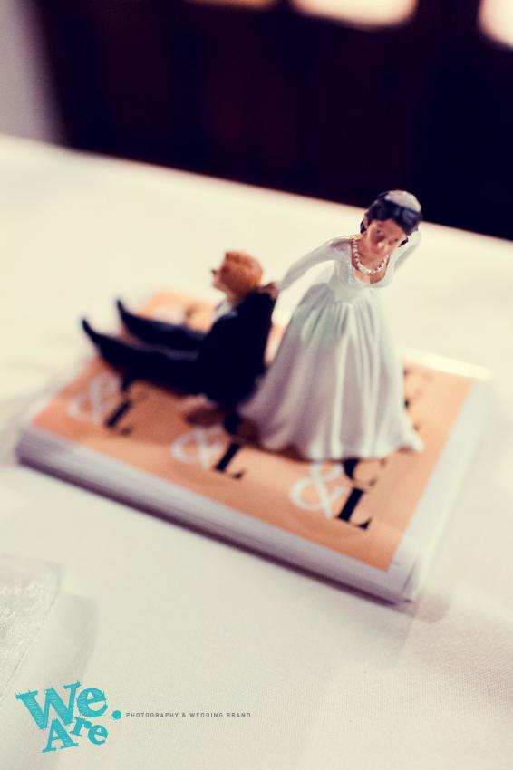 Pegatinas personalizadas para bodas.