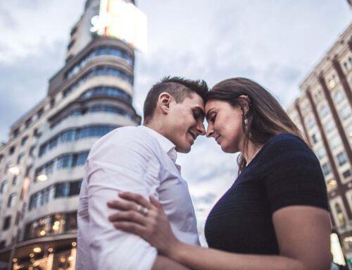 Fotografía de Preboda por Madrid…