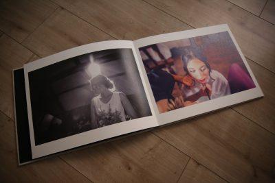 Álbum de Boda Impresión papel de algodón