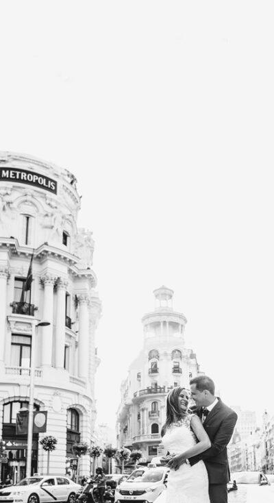 Fotógrafos de Boda Madrid. Fotografía Natural Boda