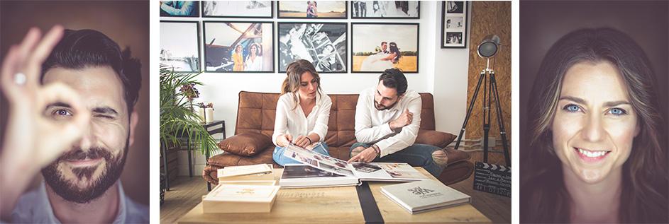 Estudio We Are. Fotografía de Boda Madrid.