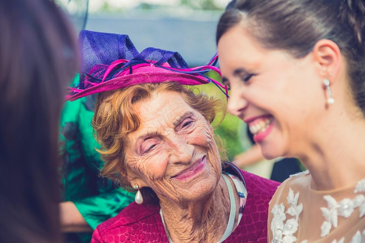abuela bodas, fotografo de boda madrid, finca prados moros, we are