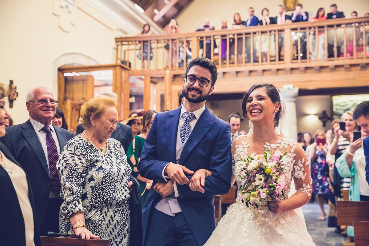 entrada novia, fotografos de boda madrid, we are