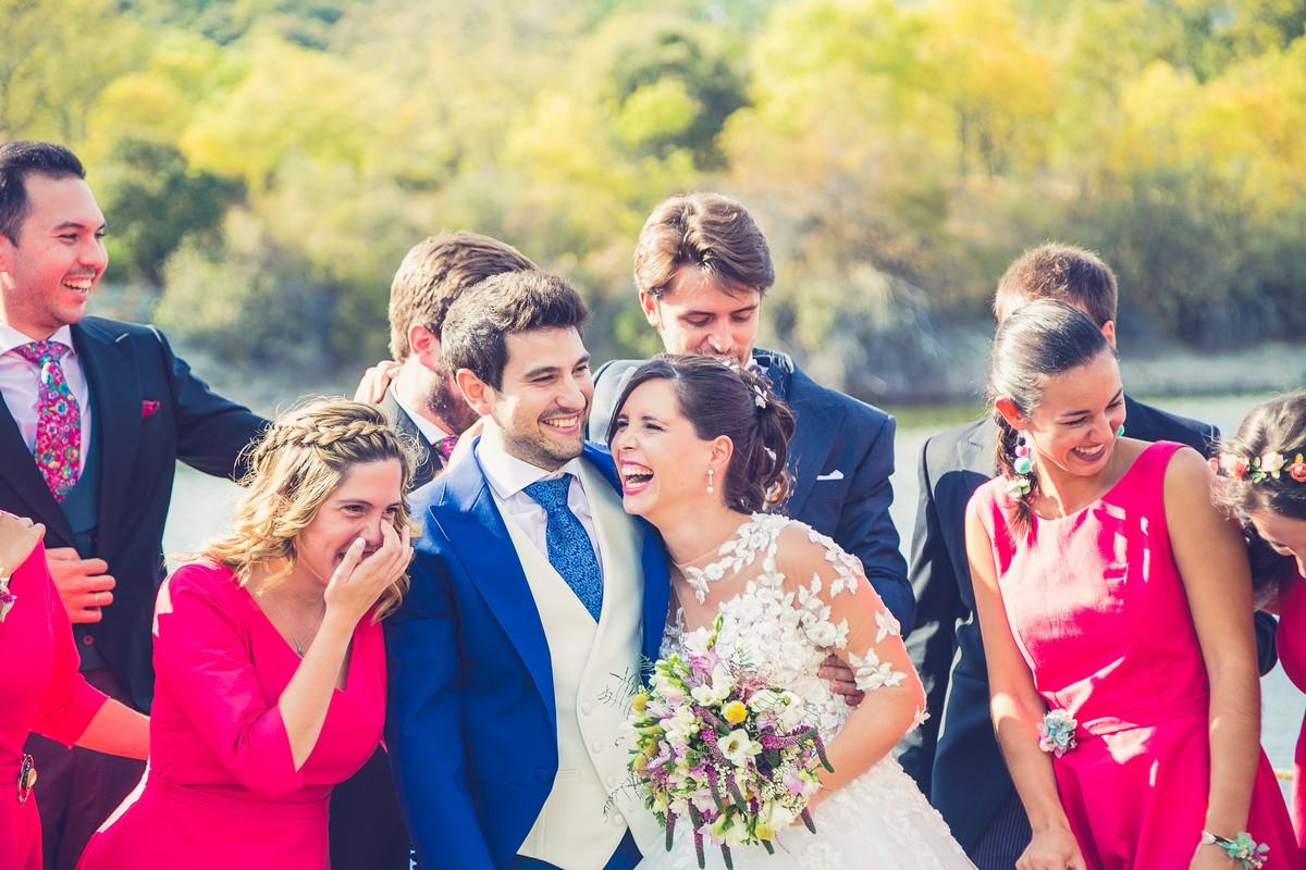 damas de honor, fotografos de boda madrid, we are